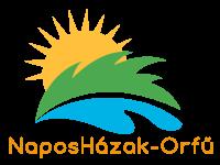 NaposHázak Orfű Logo